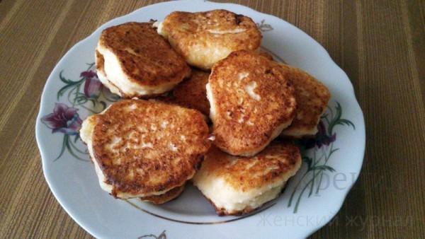 Сырники: рецепт приготовления