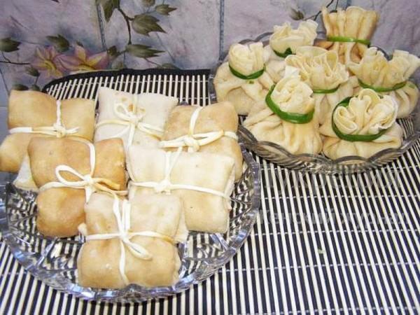 Блинчики, фаршированные печенью