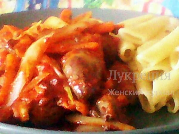 Куриные сердечки с овощами: рецепт