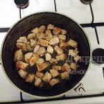 Обжаривание мяса