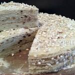 Торт наполеон на сководроде